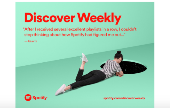 Discover Weekly and Release Radar: Spotify's Algorithmic